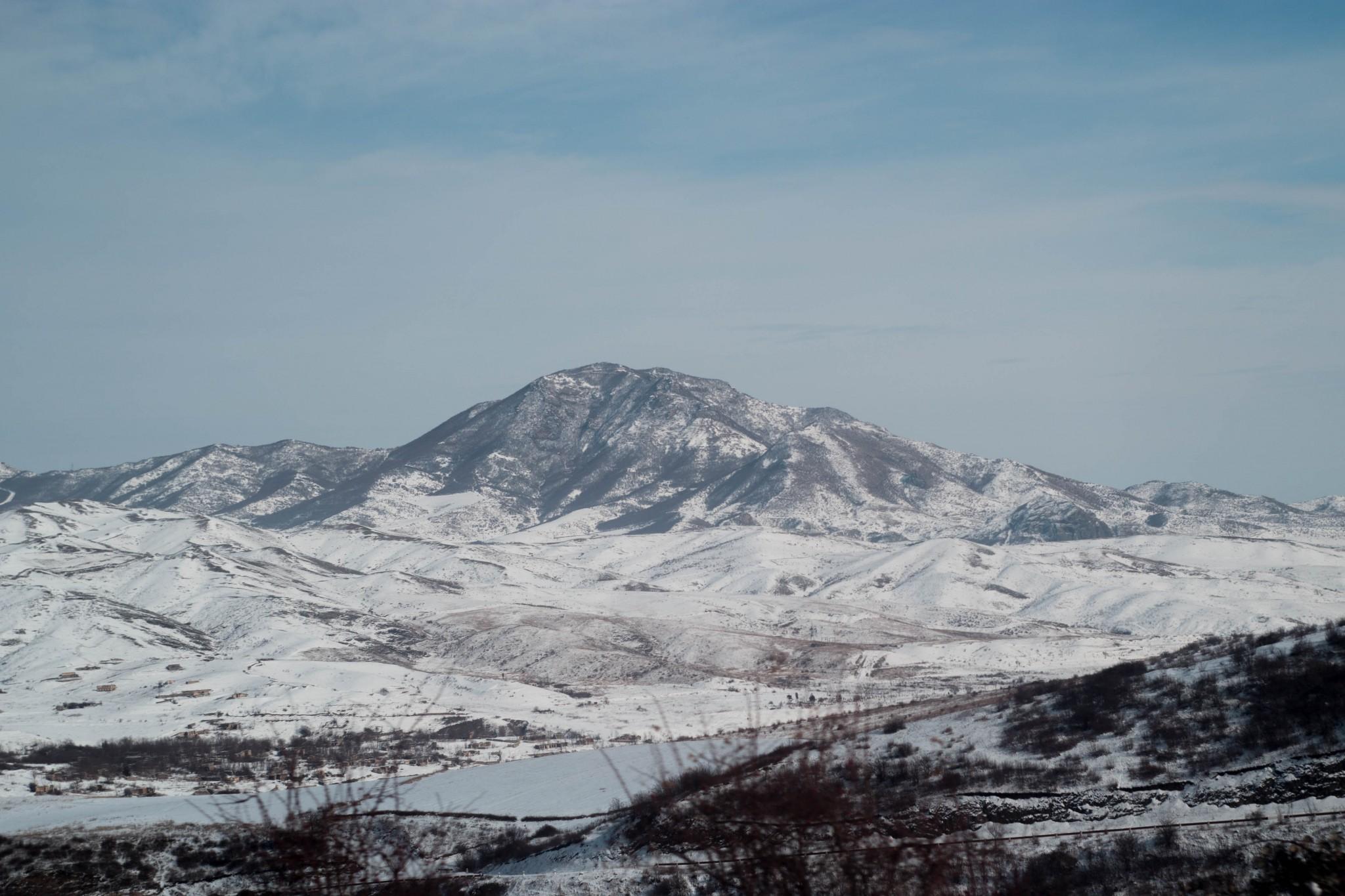 Горные вершины Армении