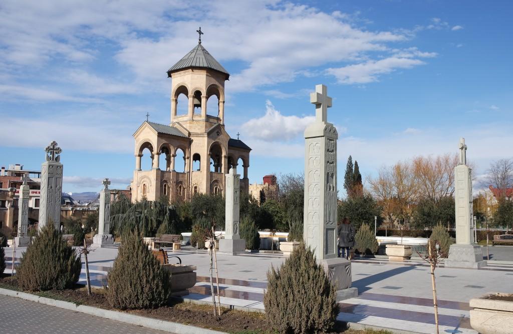 Комплекс храма Святой Троицы