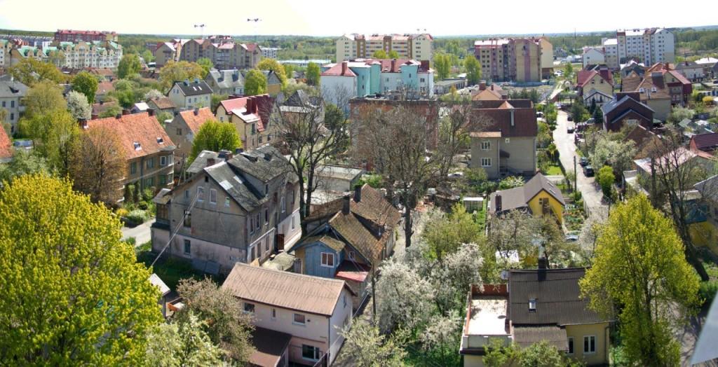 Зеленоградские крыши