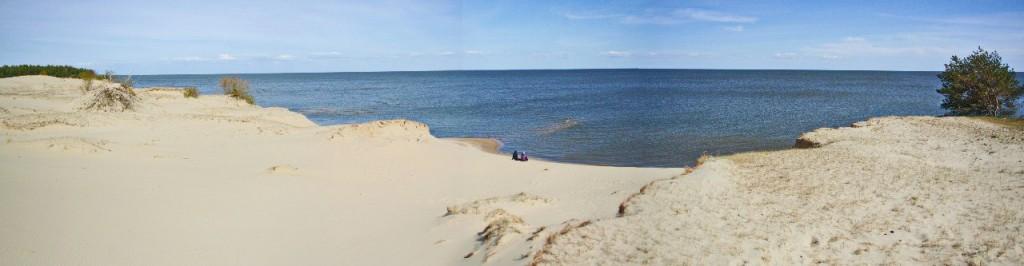 Пескчаный берег