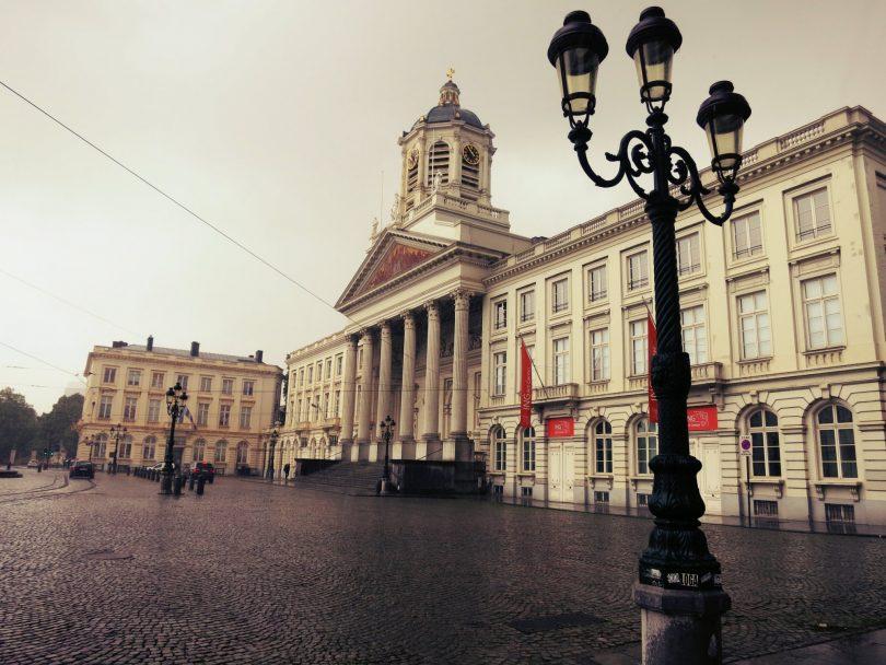 Фламандские каникулы. Пятидневное путешествие в Бельгию