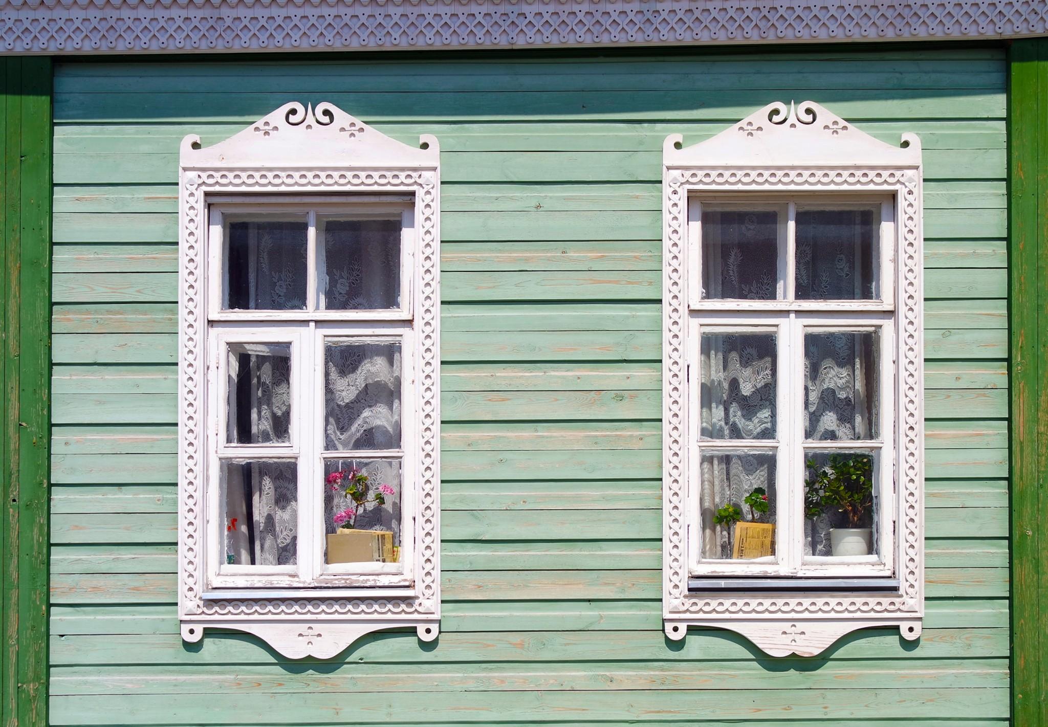 Наличники на окна своими руками деревянные, резные - Ремонт 6