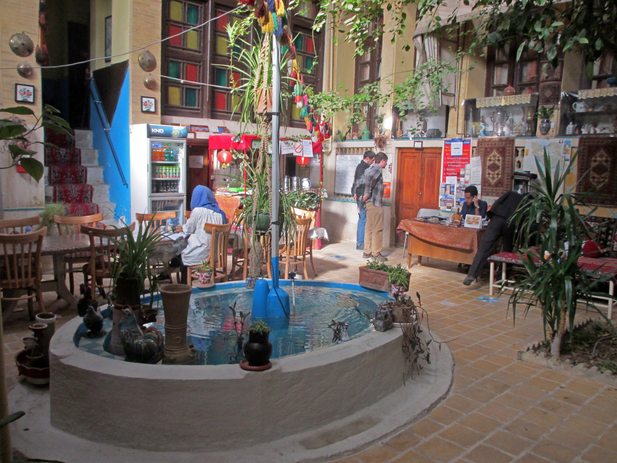 hostel-shiraz