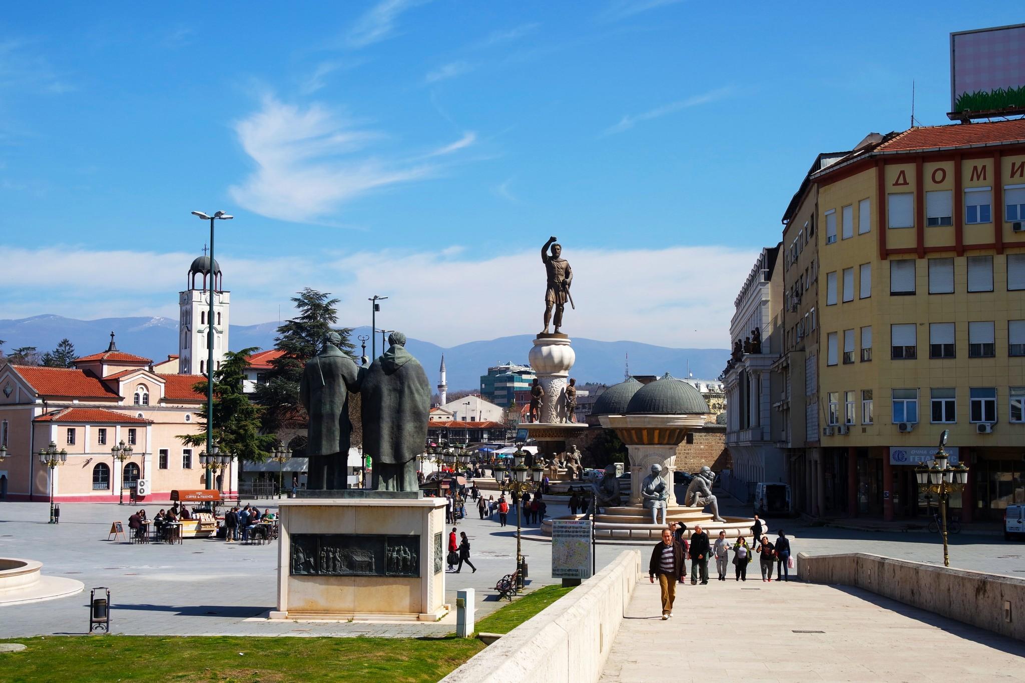 skopje-makedonia