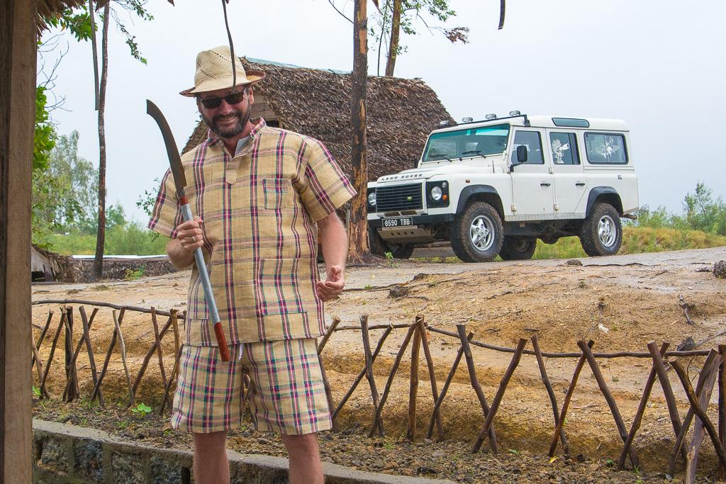 «Я остался здесь навсегда, это точно». Как музыкант из Сибири стал плантатором на Мадагаскаре