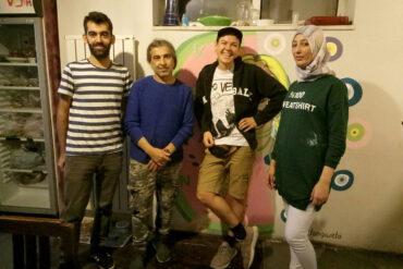 Стамбул кутежный: веган-кафе, граффити, трансы и турецкое техно