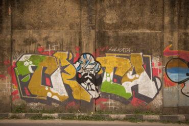 Стрит-арт, граффити и рэп в Калькутте. Смотри новый фильм «Пассажира» прямо сейчас