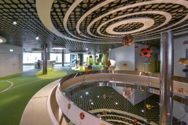 Активно и интерактивно: музей футбола ФИФА в Цюрихе