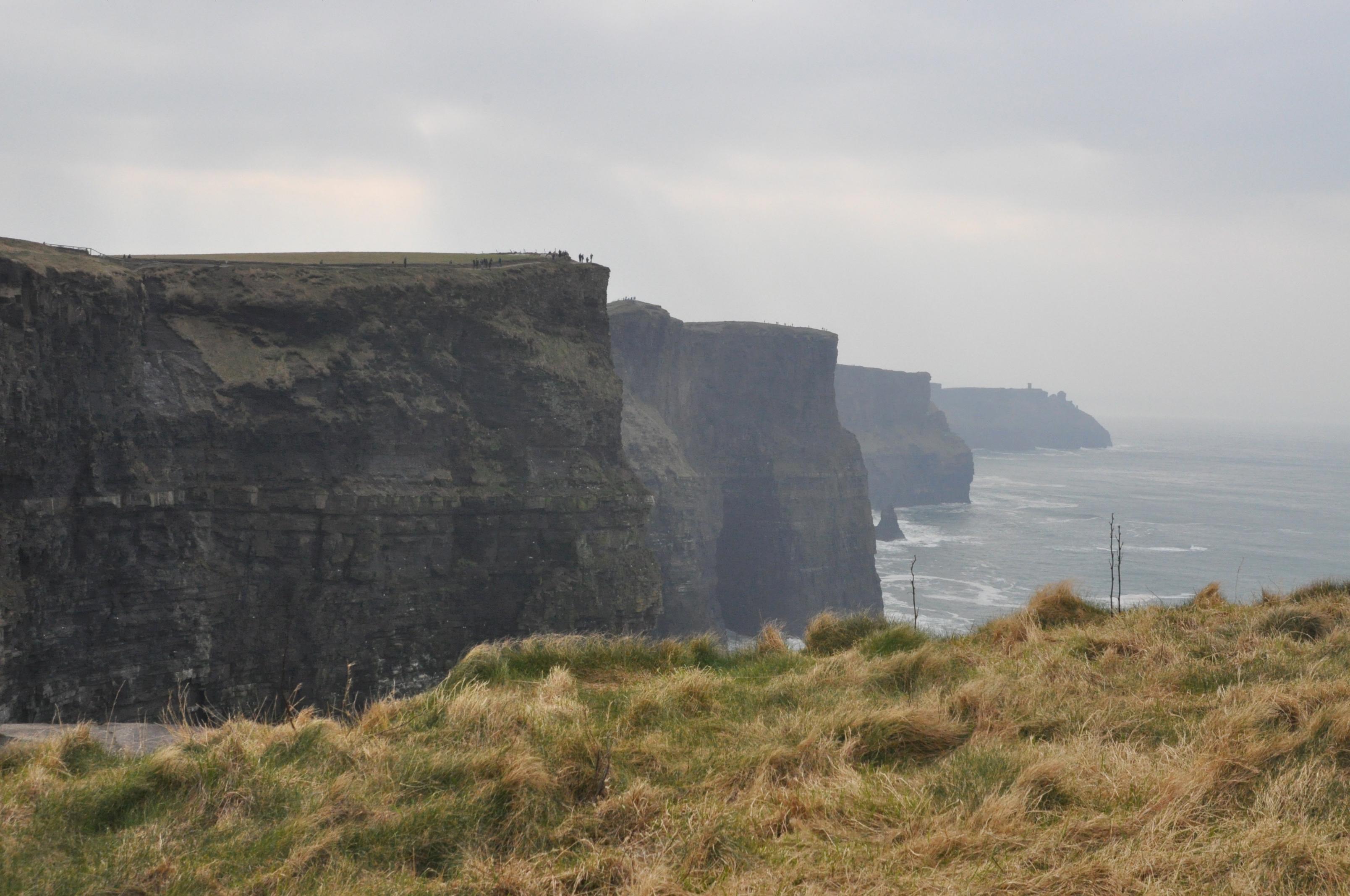 От Дувра до Мохера: покоряем утёсы и скалы Британских островов
