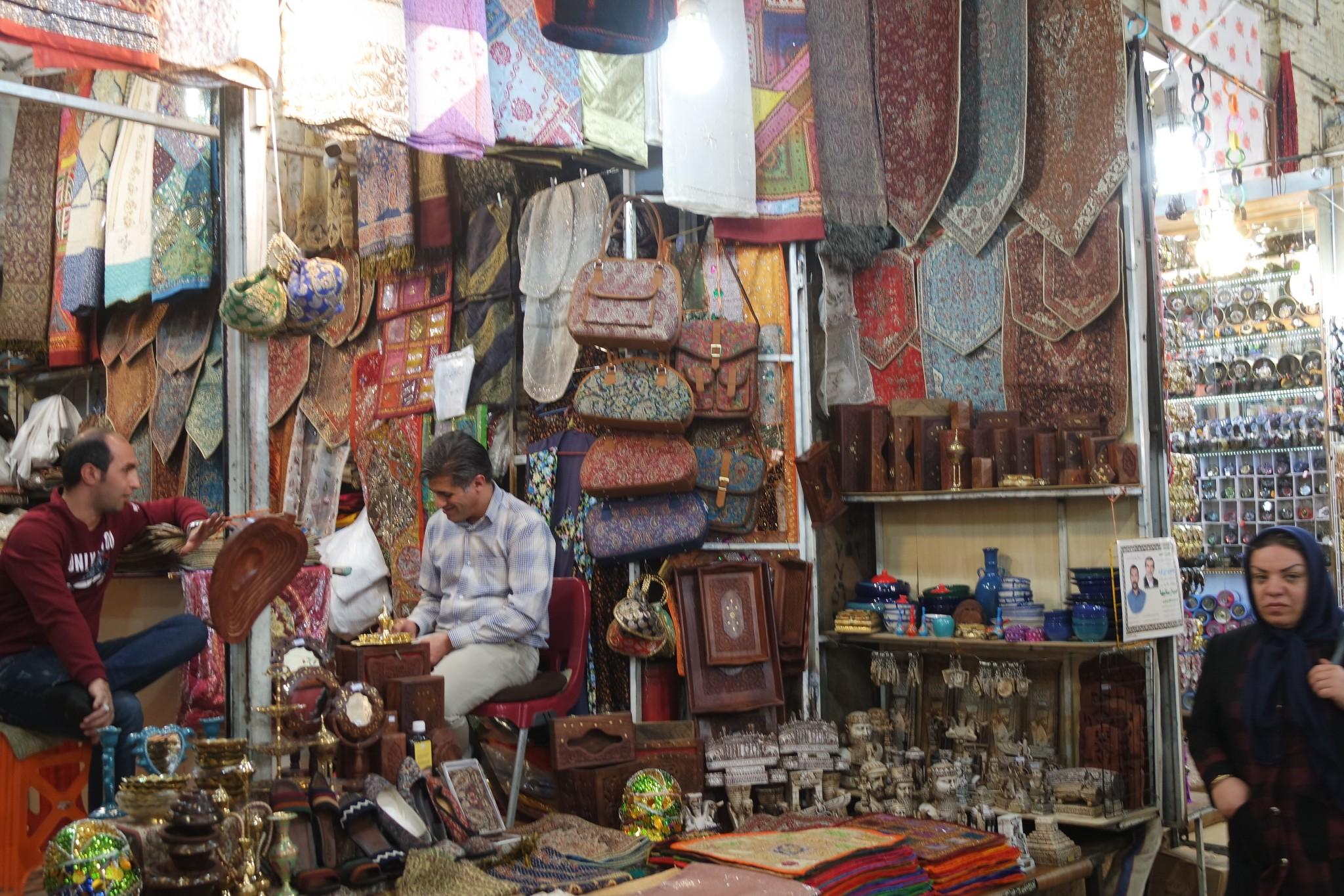 shiraz-bazar