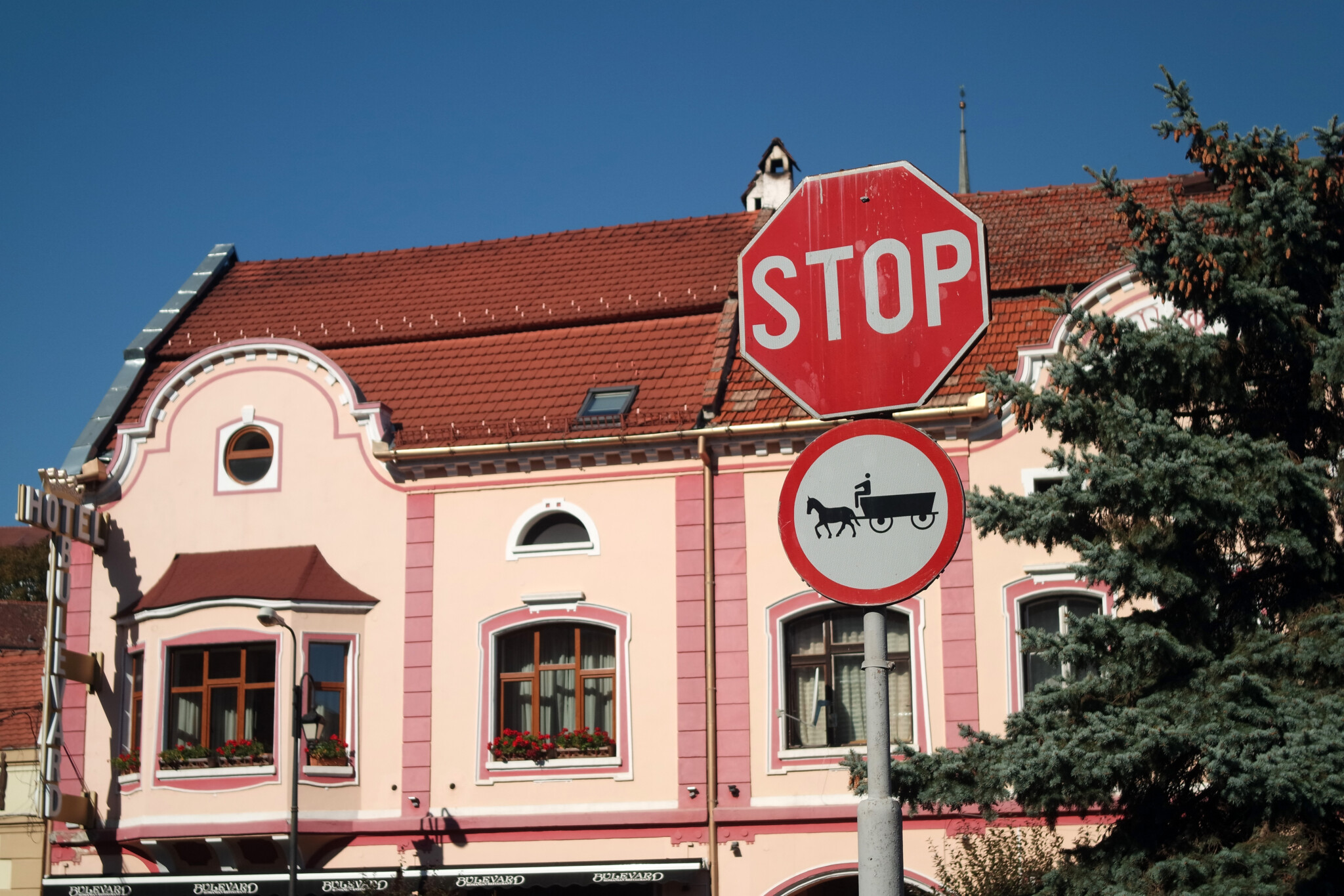 romania-ulici