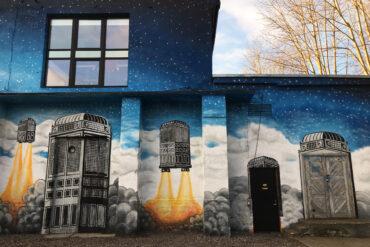 Каламая: от рыбацкого предместья – к главному творческому району Таллина