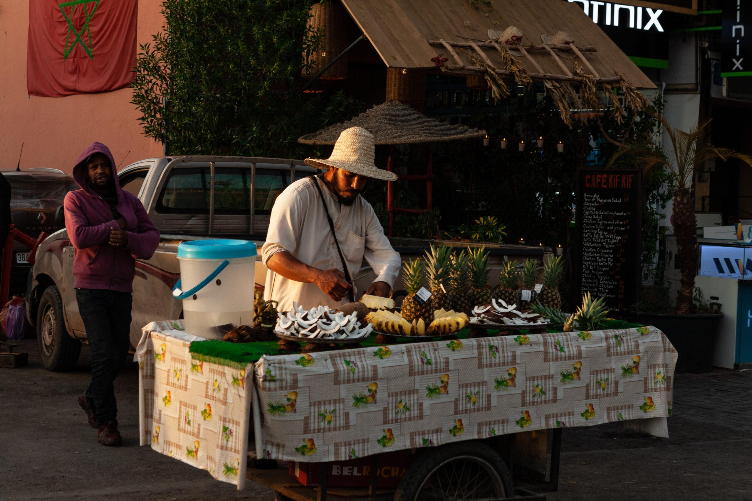 ananasi-marokko