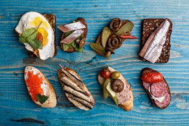Страна 700 бутербродов, или стрит-фуд по-датски