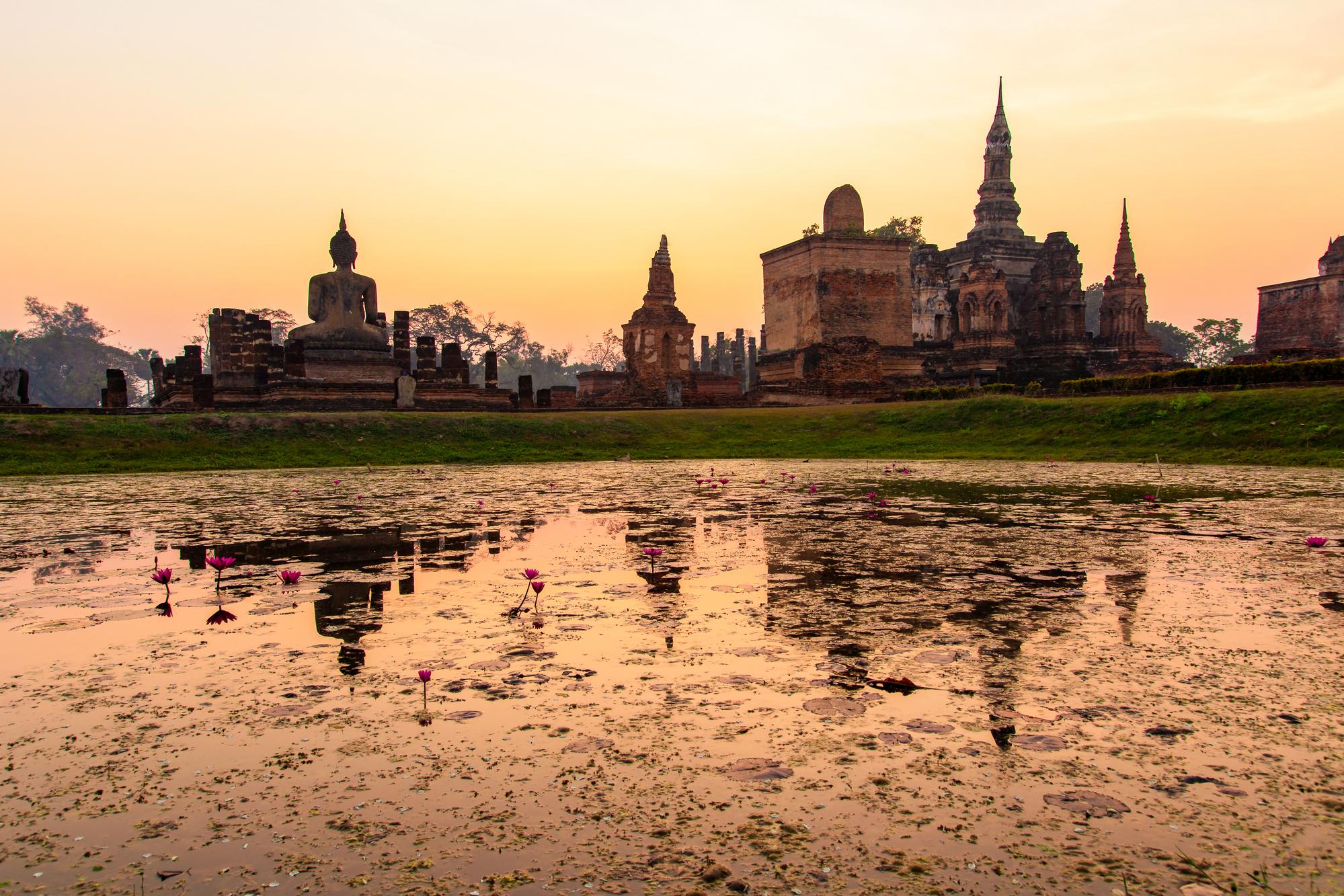 sukhothay-thailand
