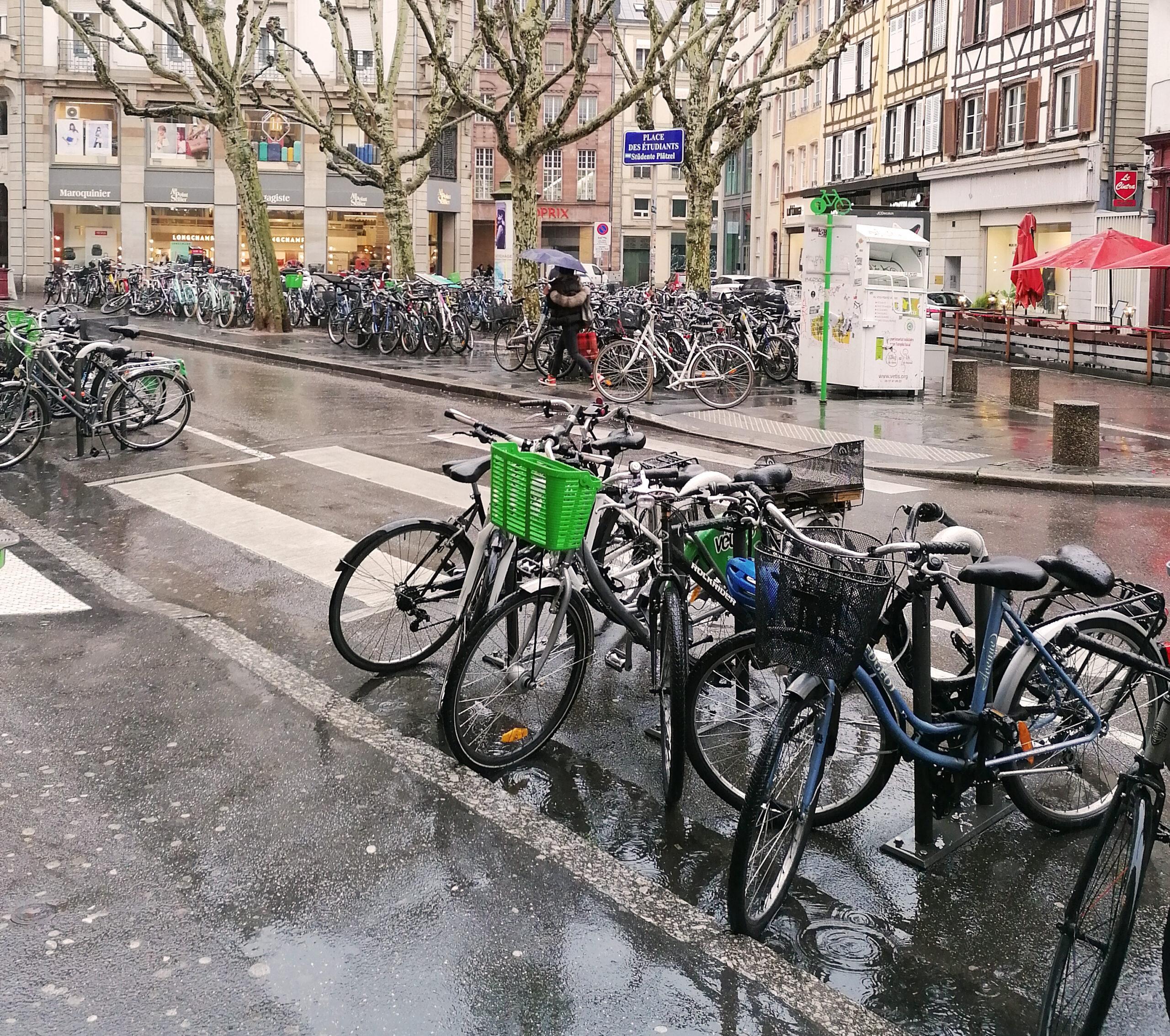 strasburg-velosipedi
