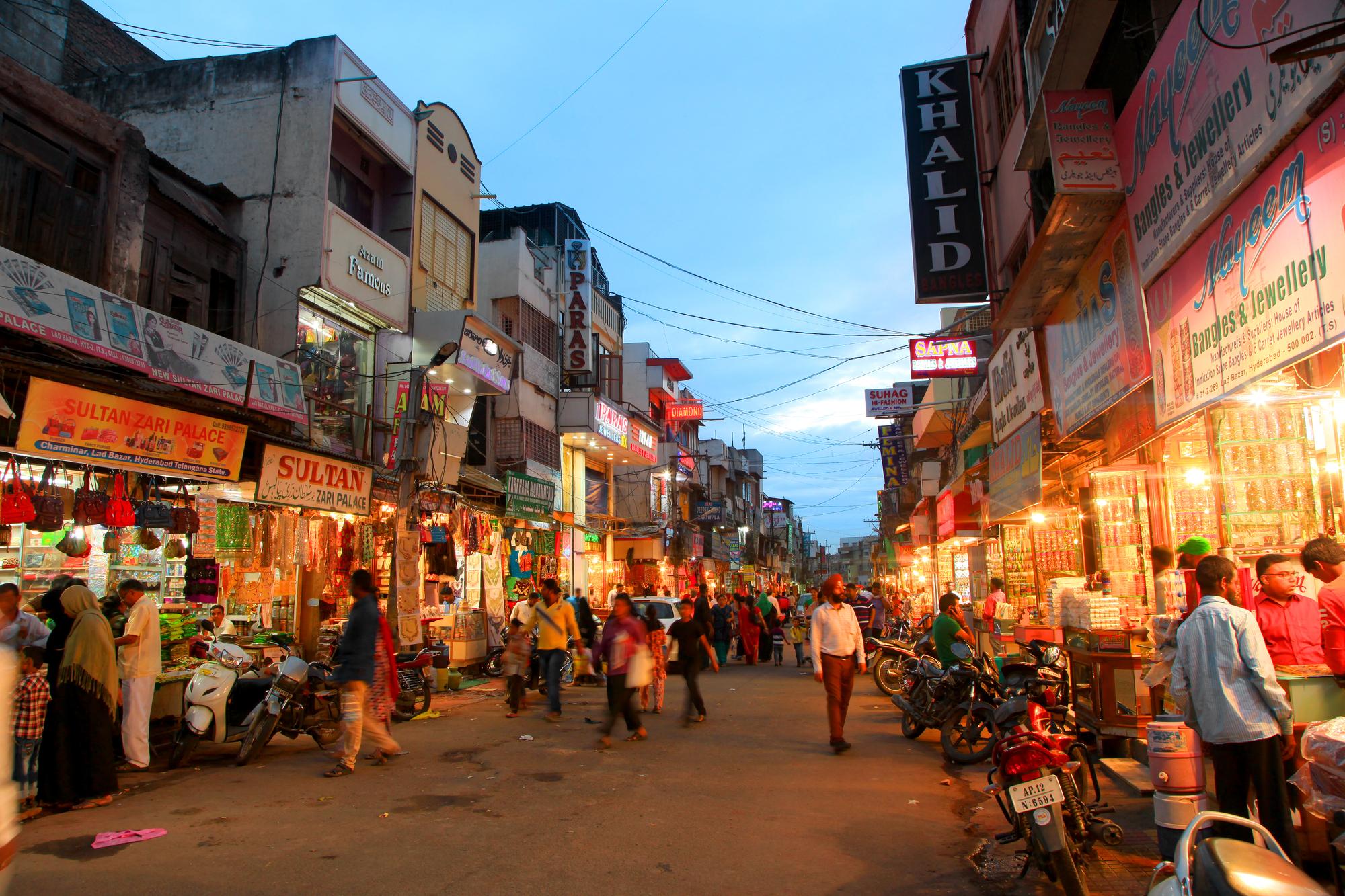 hyderbarad-india-ulici