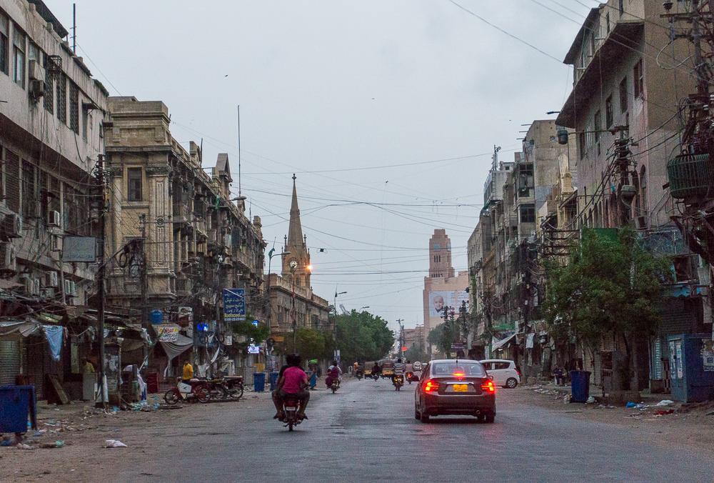 pakistan-karachi-ulici