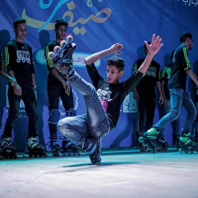 Gaza-Freedom-Skaters-mohammed