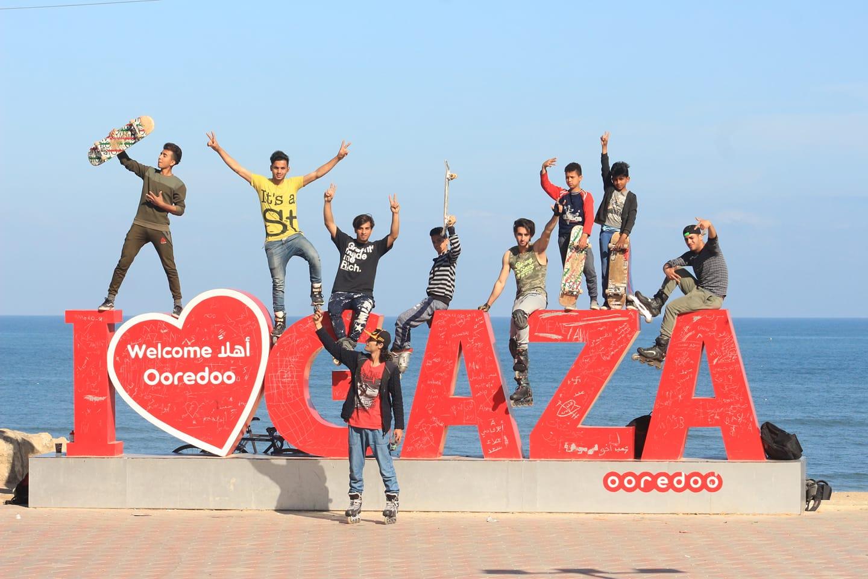 Gaza-Skate-Team
