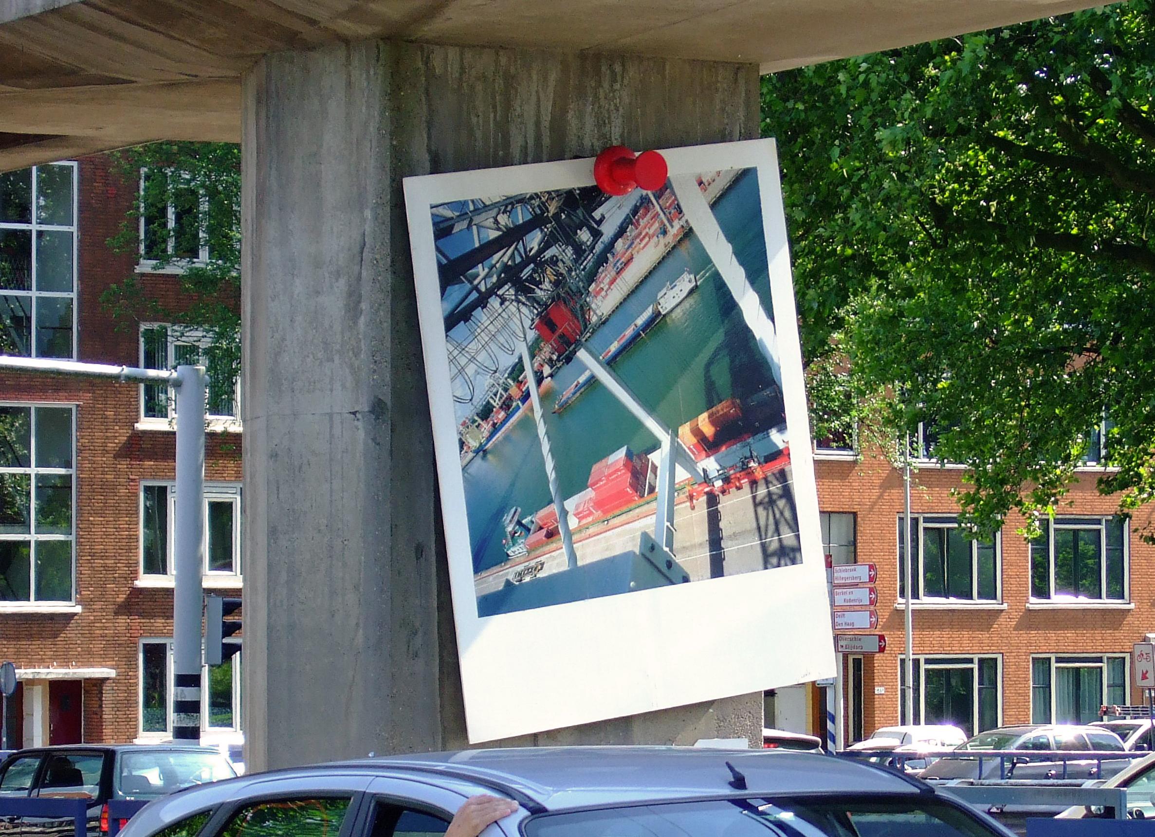 Polaroid-rotterdam
