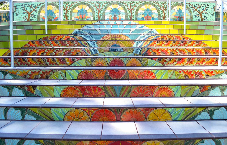 mozaichnaya-lestnica-Lincoln-Park